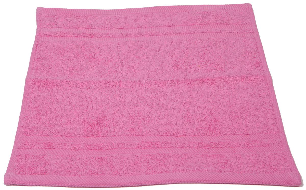 Полотенце махровое Arloni Marvel, цвет: розовый, 33 х 33 см. 4403844038Полотенце Arloni Marvel, выполненное из натурального хлопка, подарит ваммягкость и необыкновенный комфорт в использовании. Ткань не вызываеталлергических реакций, обладает высокой гигроскопичностью ивоздухопроницаемостью. Полотенце великолепно впитывает влагу, нежноена ощупь не теряет своих свойств после многократной стирки.