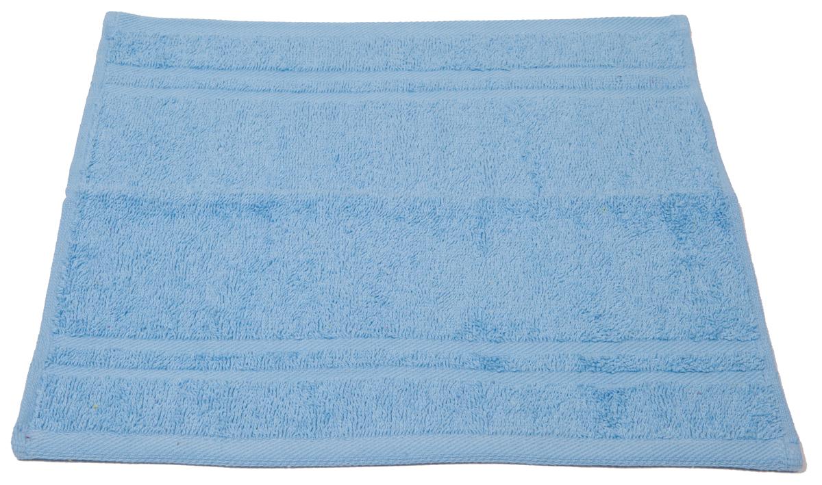Полотенце махровое Arloni Marvel, цвет: голубой, 33 х 33 см. 4404044040Полотенце Arloni Marvel, выполненное из натурального хлопка, подарит вам мягкость и необыкновенный комфорт в использовании. Ткань не вызывает аллергических реакций, обладает высокой гигроскопичностью и воздухопроницаемостью. Полотенце великолепно впитывает влагу, нежное на ощупь не теряет своих свойств после многократной стирки.