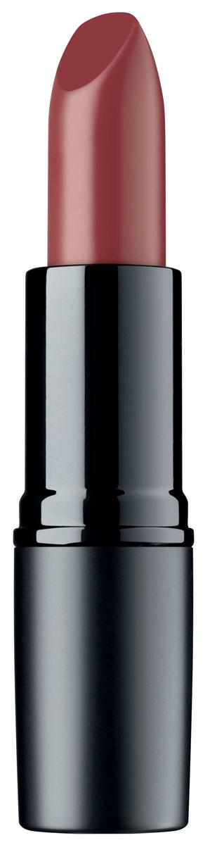 Artdeco Помада для губ матовая стойкая Perfect Mat Lipstick 125 4 г134.125Устойчивая помада с матовой текстурой - модный эффект и безупречный макияж губ весь день! Благодаря воскам в составе, помада идеально наносится, равномерно распределяется и не растекается за контуры губ. Интенсивный цвет и бархатная матовая текстура помогают создать яркий и соблазнительный макияж губ.Какая губная помада лучше. Статья OZON Гид