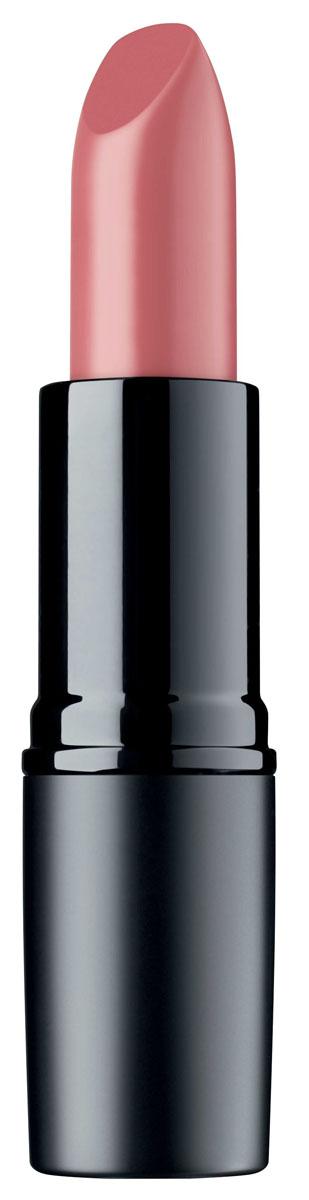 Artdeco Помада для губ матовая стойкая Perfect Mat Lipstick 160 4 г134.160Устойчивая помада с матовой текстурой - модный эффект и безупречный макияж губ весь день! Благодаря воскам в составе, помада идеально наносится, равномерно распределяется и не растекается за контуры губ. Интенсивный цвет и бархатная матовая текстура помогают создать яркий и соблазнительный макияж губ.