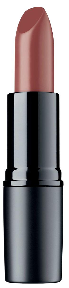 Artdeco Помада для губ матовая стойкая Perfect Mat Lipstick 188 4 г134.188Устойчивая помада с матовой текстурой - модный эффект и безупречный макияж губ весь день! Благодаря воскам в составе, помада идеально наносится, равномерно распределяется и не растекается за контуры губ. Интенсивный цвет и бархатная матовая текстура помогают создать яркий и соблазнительный макияж губ.Какая губная помада лучше. Статья OZON Гид