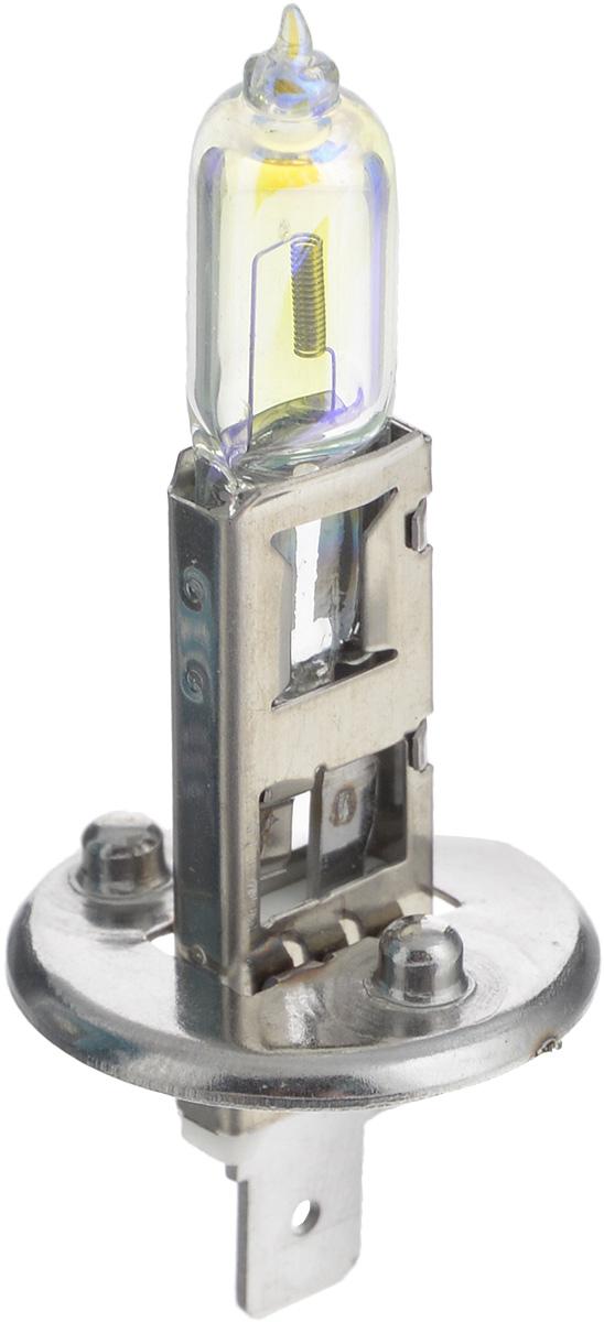 Лампа автомобильная галогенная Nord YADA Rainbow, всепогодная, цоколь H1, 12V, 100W902487Лампа автомобильная галогенная Nord YADA Rainbow - это электрическая галогенная лампа с вольфрамовой нитью для автомобилей и других моторных транспортных средств. Виброустойчива, надежна, имеет долгий срок службы. Галогенные лампы предназначены для использования в фарах ближнего, дальнего и противотуманного света. Колба с радужным нанесением (мыльный пузырь) обеспечивает водителям комфортное освещение и управление на дороге в любую погоду.