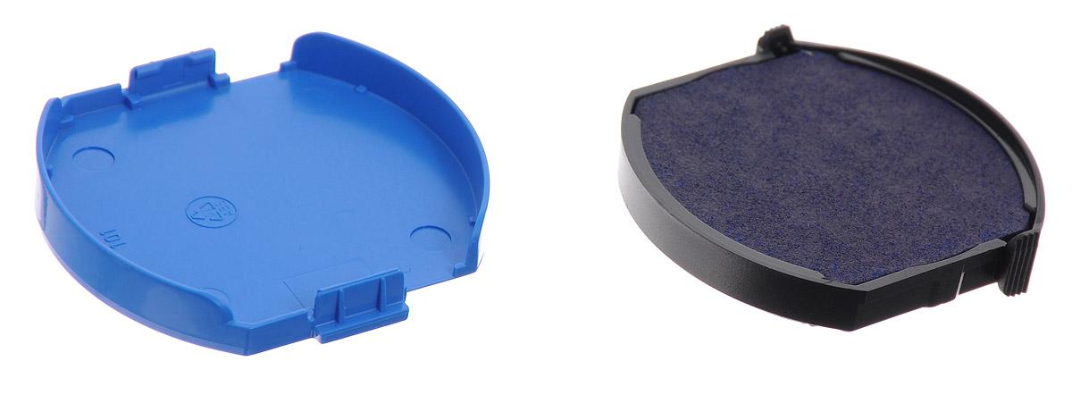 Trodat Сменная штемпельная подушка к арт. 4642 цвет синий6/4642СОригинальная сменная штемпельная подушка Trodat для товаров серий Printy и Professional Line гарантирует высокое качество от первого до последнего оттиска. Подушечка обладает четкими оттисками. После истечения ресурса подушки, который составляет 10 000 оттисков, рекомендована ее замена, а не дозаправка краской. Артикул указан на донце. Цвет - синий. Подходит к арт. 4642.