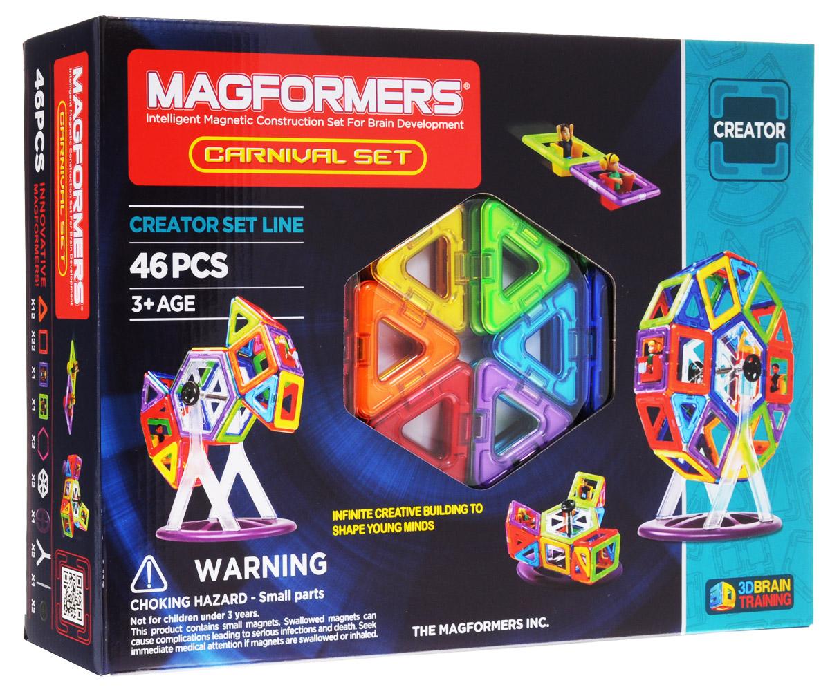 Magformers Магнитный конструктор Carnival Set библия пересказанная детям старшего возраста