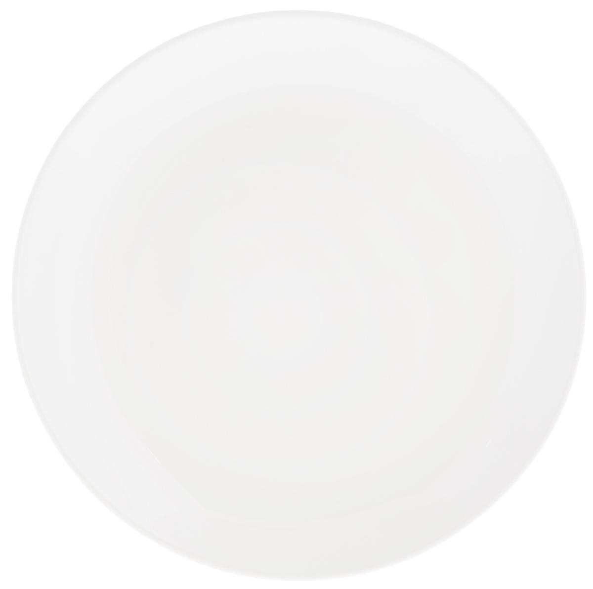 Тарелка десертная Luminarc Diwali, диаметр 19 смD7358Десертная тарелка Luminarc Diwali, изготовленная из ударопрочного стекла, имеет изысканный внешний вид. Такая тарелка прекрасно подходит как для торжественных случаев, так и для повседневного использования. Идеальна для подачи десертов, пирожных, тортов и многого другого. Она прекрасно оформит стол и станет отличным дополнением к вашей коллекции кухонной посуды.