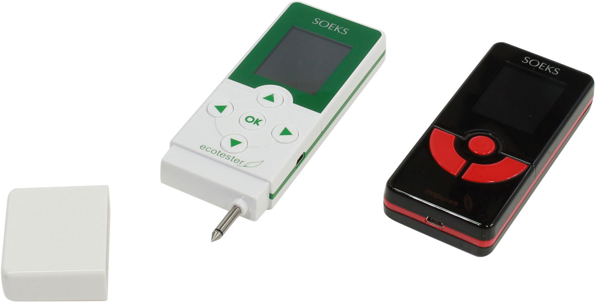 Соэкс, White Green Black набор для экологического контроля - Нитрат/Экотестеры