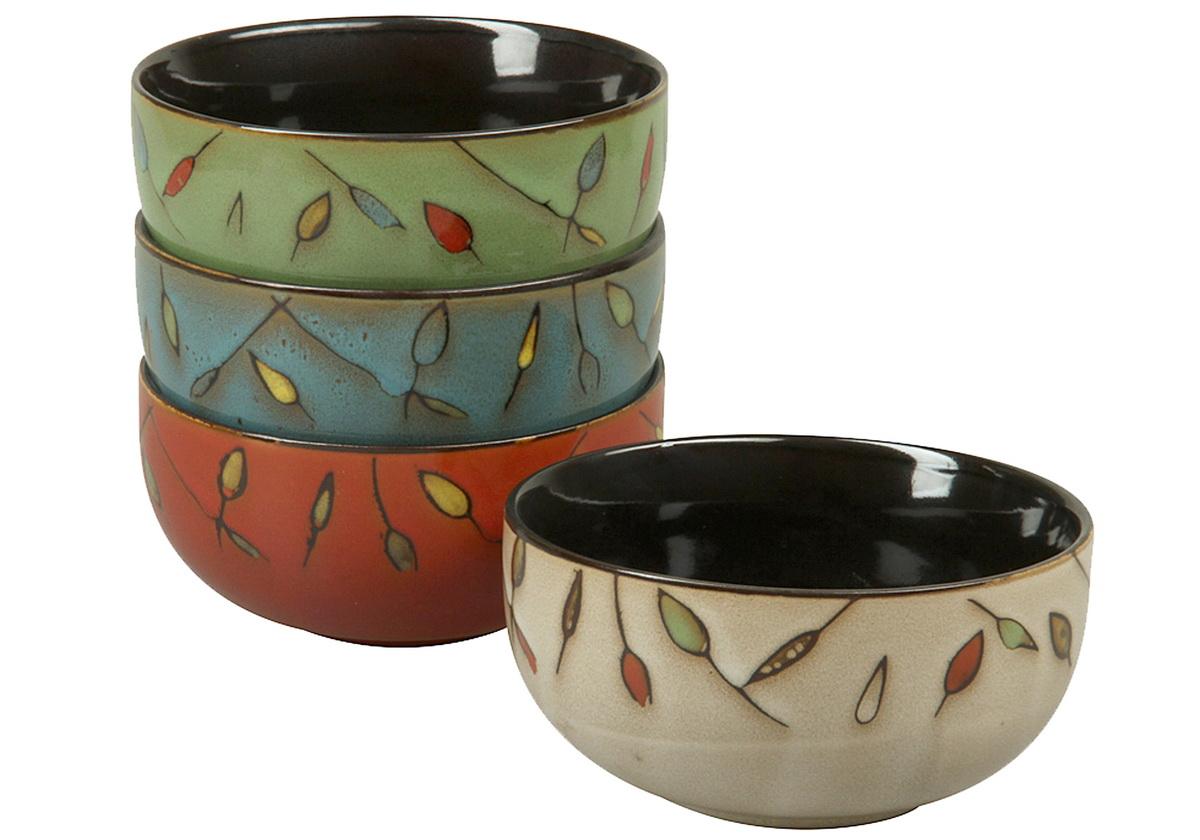 Набор бульонниц Rosenberg, 550 мл, 4 шт. 881577.858@21936В набор Rosenberg входят 4 бульонницы. Изделия выполнены из керамики.Такой набор украсит стол или станет отличным подарком.Объем бульонницы: 550 мл.
