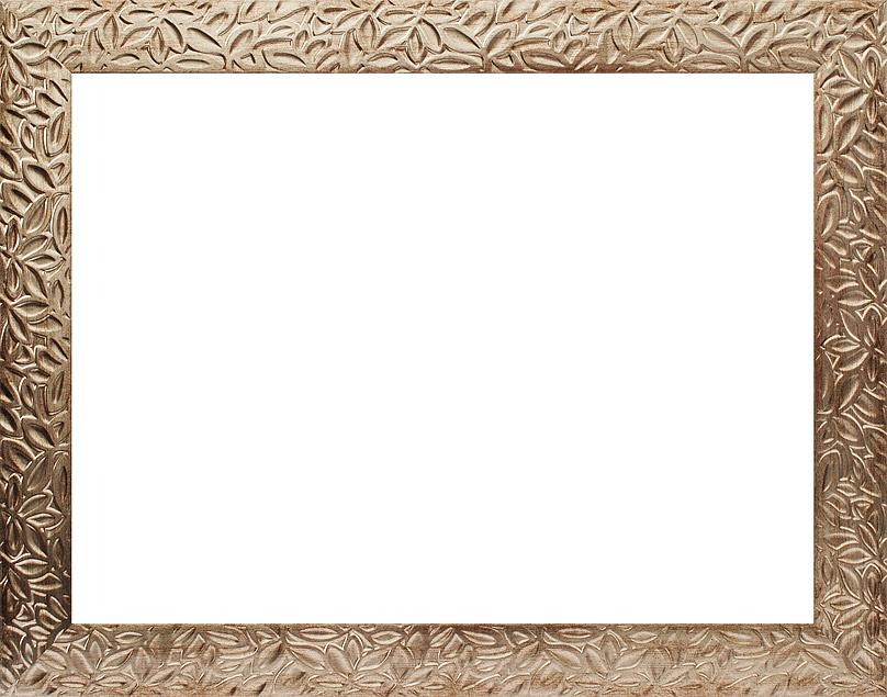 Рама багетная Белоснежка Mia, цвет: серебро, 30 х 40 см рама багетная белоснежка regina цвет черный серебряный 40 х 50 см