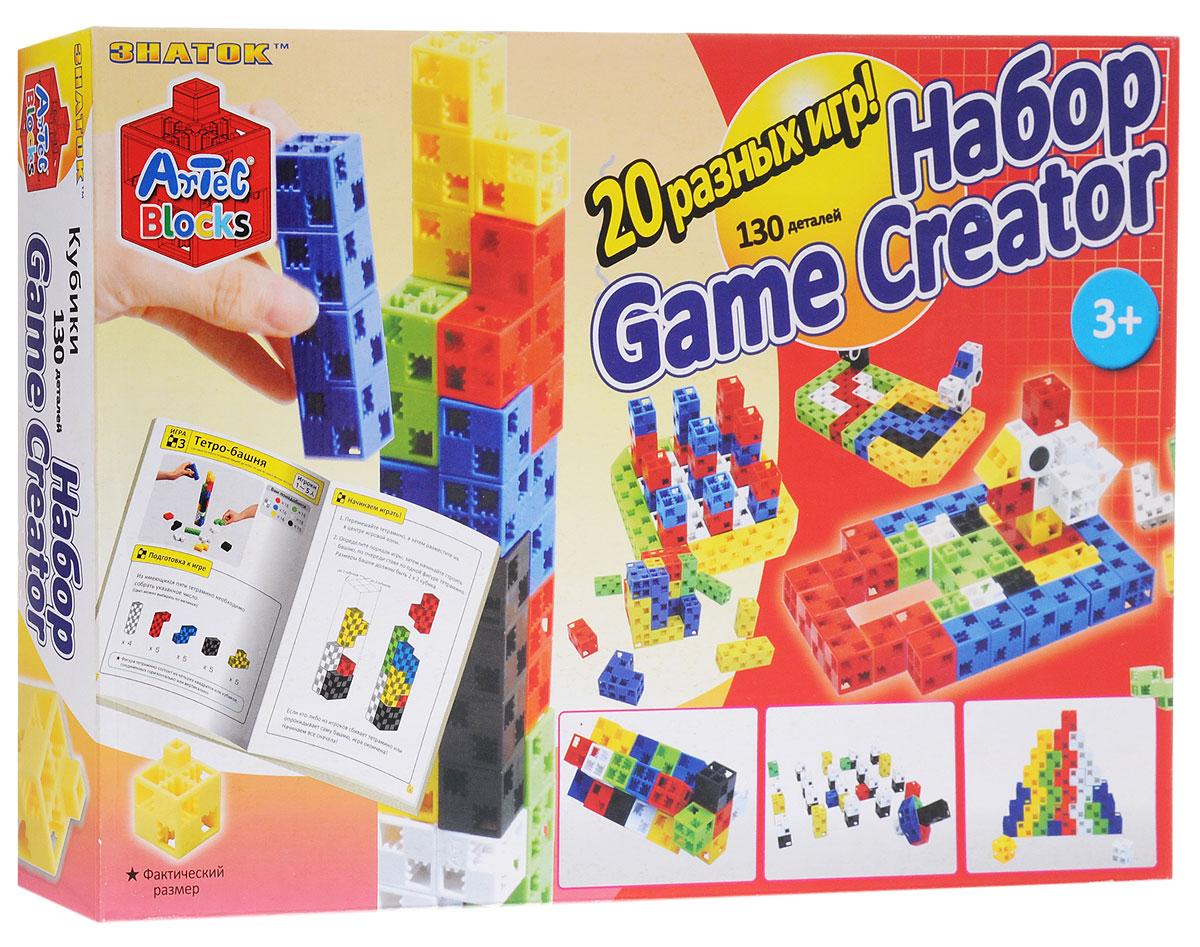 Знаток Конструктор Game Creator судоку для детей kodkod
