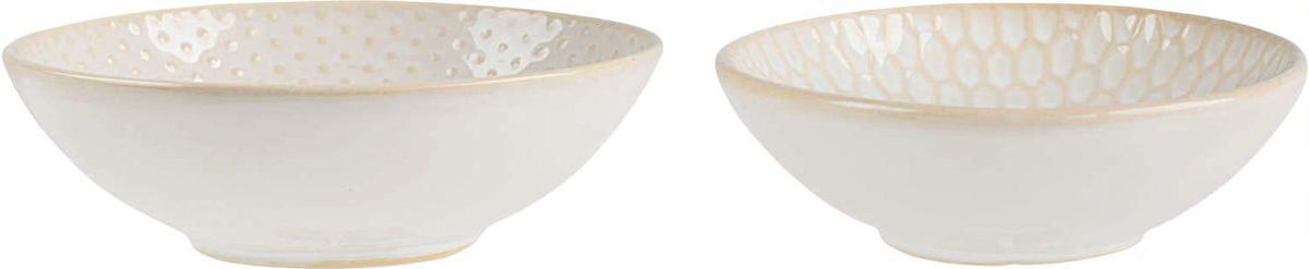 """Набор Asa Selection """"Linna"""" состоит из 4 салатников. Изделия,  изготовленные из высококачественного фарфора, сочетают в  себе изысканный дизайн с максимальной функциональностью.  Они идеально подходят для сервировки стола и подачи  различных закусок."""