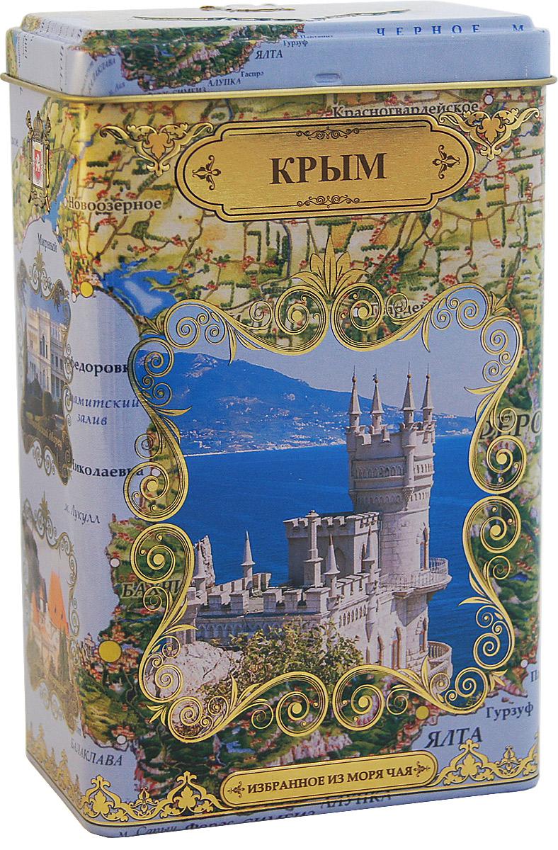 Избранное из моря чая Крым чай черный листовой, 85 г greenfield чай greenfield классик брекфаст листовой черный 100г