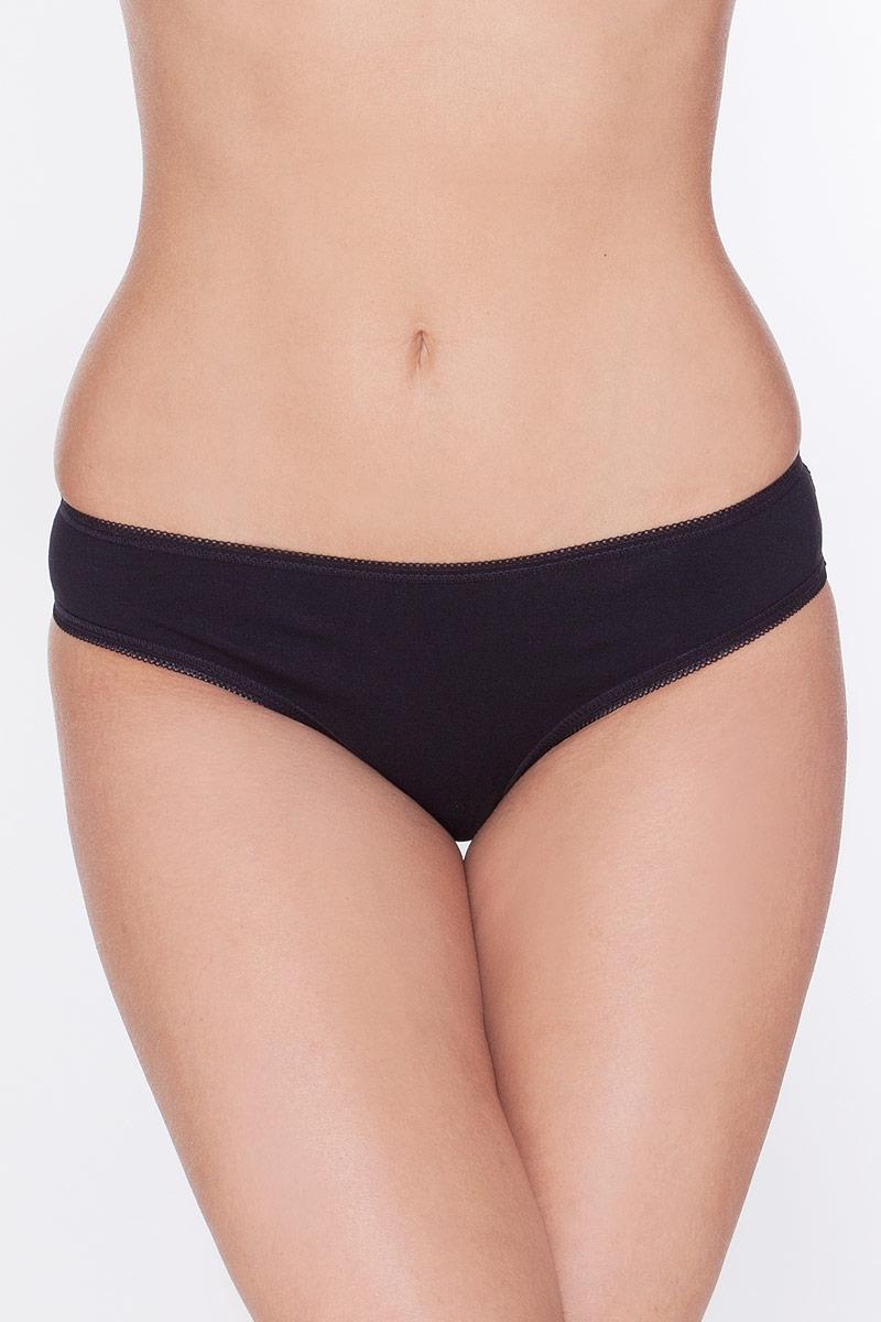 Купить Трусы женские Vis-A-Vis, цвет: черный. DS1024. Размер L (48)