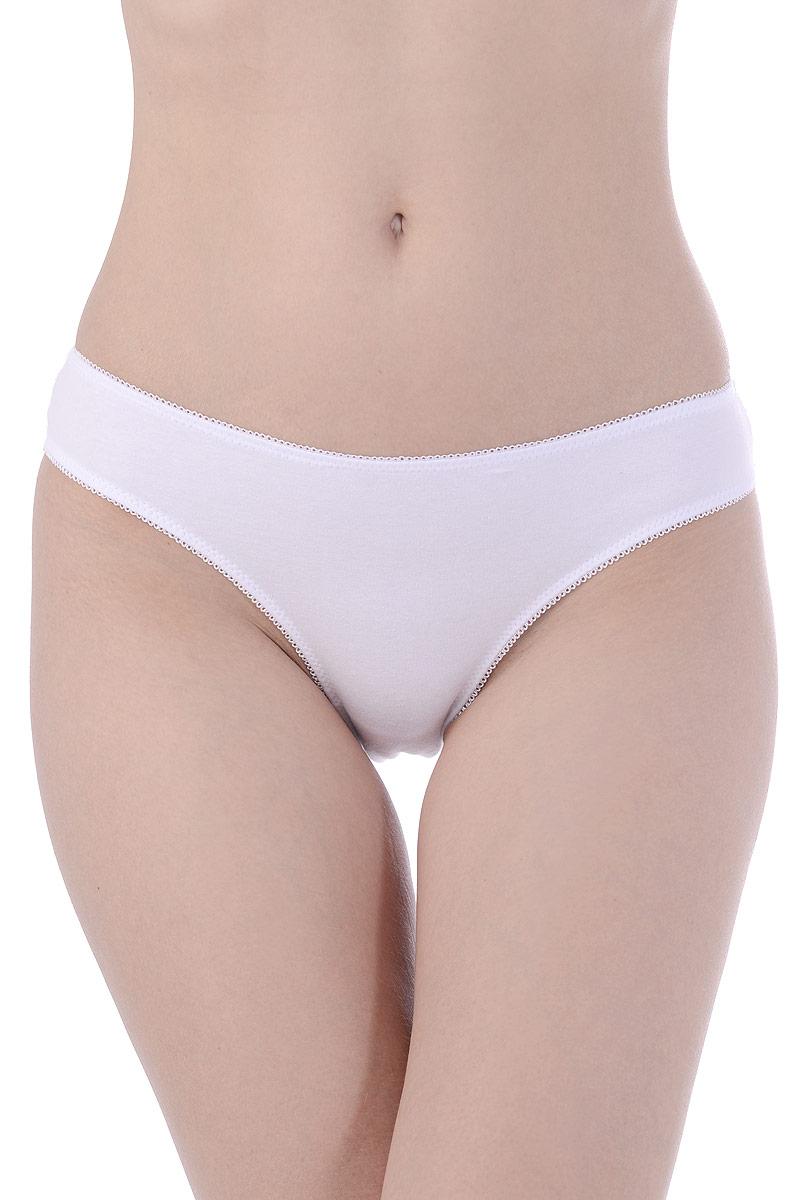 Купить Трусы женские Vis-A-Vis, цвет: белый. DS1077. Размер L (48)