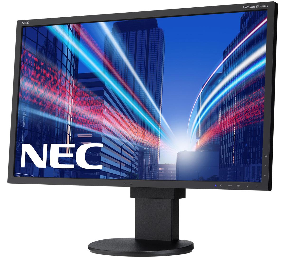 Zakazat.ru NEC EA273WMi, Black монитор