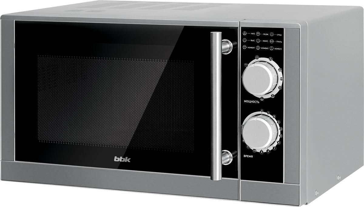 BBK 23MWG-923M/BX, Black СВЧ-печь