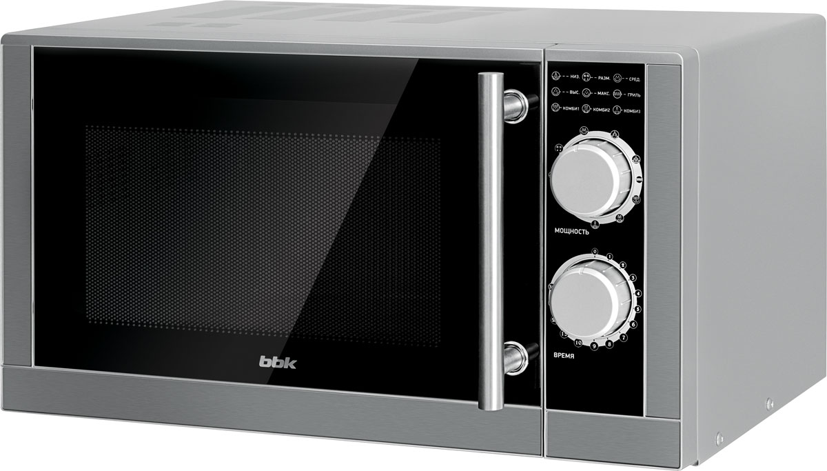 BBK 23MWG-923M/BX, Black СВЧ-печь - Микроволновые печи
