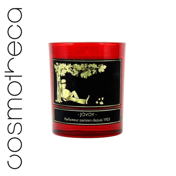 Jovoy Paris Свеча ароматизированная LArbre de la Connaissance 185 г70536Утонченный летний аромат настраивает на медитацию и расслабление тела и духа, как дневной сон под сенью священного дерева инжира, под которым достиг просветления Будда.