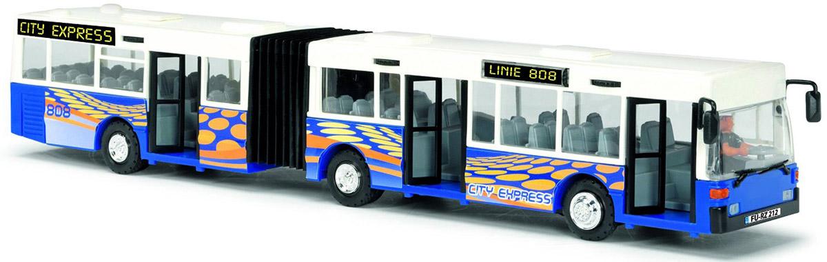 Dickie Toys Автобус-экспресс цвет белый синий