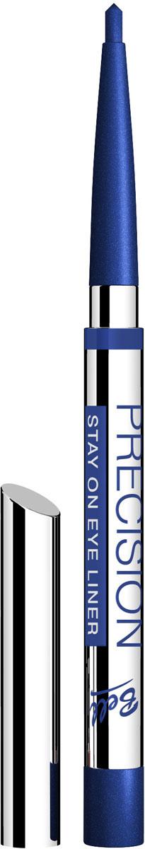 Bell Карандаш для глаз Устойчивый Precision Eye Liner Тон 2, 4 грB4koP002Автоматически, точно, идеально!Precision это изысканная коллекция автоматических контурных карандашей для макияжа глаз и губ. Нанесение точного контура теперь стало необычайно простым! Инновационные полимеры, входящие всостав, обеспечивают особую эластичность грифеля, что гарантирует точность и устойчивость нанесенных линий. Входящий в состав ланолин и специальный растительный воск ухаживает за нежной кожей век, а силиконовые микрошарики гарантируют мягкое и комфортное нанесение. Результат – идеальный устойчивый макияж, ошеломляющий своей красотой ичувственностью! Тон 2