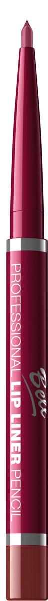 Bell Карандаш для губ Professional Lip Liner Pencil 4 грB5ku009Этот карандаш позволит Вам создать идеально- точный контур губ и предотвратит растекание помады и блеска. Он очень удобен в применении и не нуждается в заточке. Устойчивая и супермягкая текстура карандаша легко наносится и растушевывается.Для четких, мягких линий, эффектного макияжа и ровного стойкого результата!Особенности состава: Благодаря входящим в состав натуральным маслам и воску, увлажняет и смягчает кожу губ.Способ применения: Выкрутить грифель на необходимую длину, обвести контур губ. Также можно растушевать на всю поверхность губ для того, чтобы цвет помады держался дольше