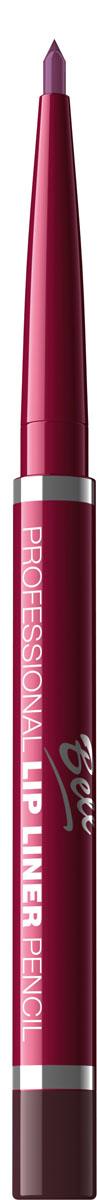 Bell Карандаш для губ Professional Lip Liner Pencil Тон 14, 4 грB5ku014Этот карандаш позволит Вам создать идеально- точный контур губ и предотвратит растекание помады и блеска. Он очень удобен в применении и не нуждается в заточке. Устойчивая и супермягкая текстура карандаша легко наносится и растушевывается.Для четких, мягких линий, эффектного макияжа и ровного стойкого результата!Особенности состава: Благодаря входящим в состав натуральным маслам и воску, увлажняет и смягчает кожу губ.Способ применения: Выкрутить грифель на необходимую длину, обвести контур губ. Также можно растушевать на всю поверхность губ для того, чтобы цвет помады держался дольше