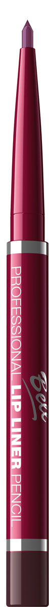 Bell Карандаш для губ Professional Lip Liner Pencil Тон 14, 4 гр карандаш для губ bell professional lip liner pencil 9 цвет 9 variant hex name 823947