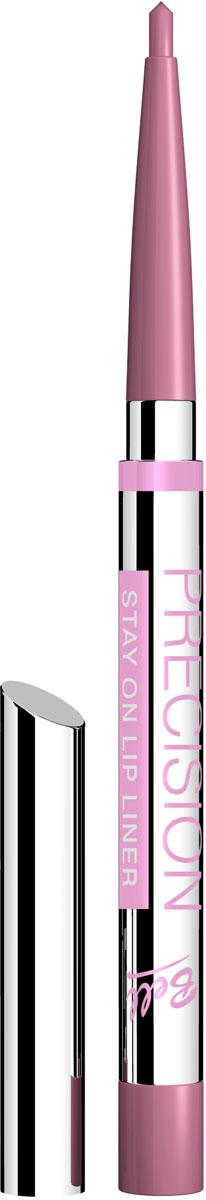Bell Карандаш для губ Устойчивый Precision Lip Liner 0,2 грB5kuP009Автоматически, точно, идеально! Precision это изысканная коллекция автоматическихконтурных карандашей для макияжа глаз и губ.Нанесение точного контура теперь стало необычайно простым! Инновационные полимеры, входящие всостав, обеспечивают особую эластичность грифеля, что гарантирует точность и устойчивость нанесенных линий.Входящий в состав ланолин и специальныйрастительный воск ухаживает за нежной кожей губ,а силиконовые микрошарики гарантируют мягкое икомфортное нанесение. Результат – идеальный устойчивый макияж,ошеломляющий своей красотой и чувственностью! Тон 9