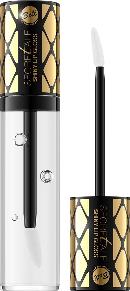 Bell Блеск для губ Увлажняющий Secretale Shiny Lip Gloss Тон 01, 6 млBlgsS001Кондиционирующие вещества увлажняют и смягчают их эпидермис. Блеск наносится нежно и приятно. Продукт равномерно покрывает губы блестящим, как капли воды, цветом. Благодаря стойкой формуле, этим эффектом можно наслаждаться очень долго. Для получения блестящего, глянцевого цвета. Особенности состава: Кондиционирующие вещества увлажняют и смягчают поверхность губ, обеспечивают стойкость цвета. Способ применения: Нанести тонким слоем на губы с помощью аппликатора. Для более яркого цвета, рекомендуется повторное нанесение