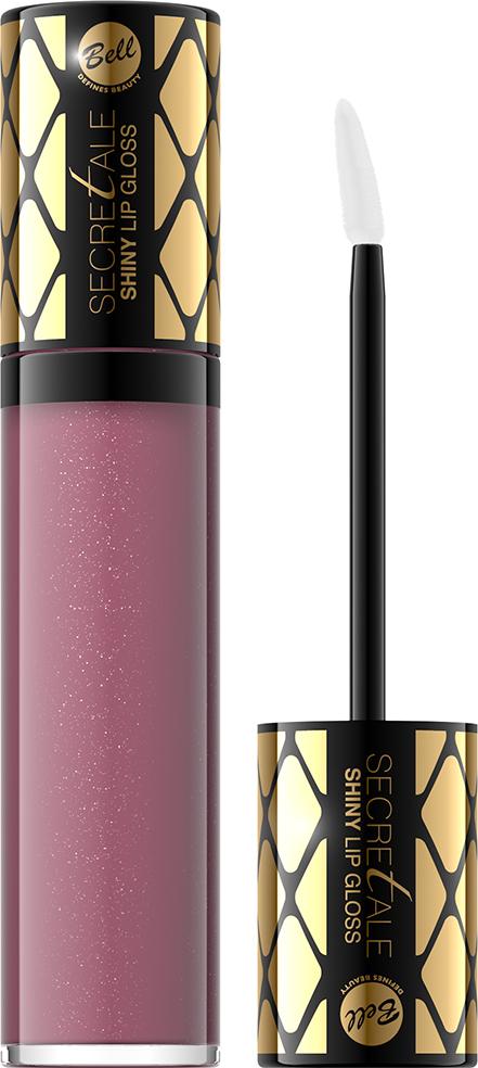 Bell Блеск для губ Увлажняющий Secretale Shiny Lip Gloss Тон 03, 6 млBlgsS003Кондиционирующие вещества увлажняют и смягчают их эпидермис. Блеск наносится нежно и приятно. Продукт равномерно покрывает губы блестящим, как капли воды, цветом. Благодаря стойкой формуле, этим эффектом можно наслаждаться очень долго.Для получения блестящего, глянцевого цвета.Особенности состава: Кондиционирующие вещества увлажняют и смягчают поверхность губ, обеспечивают стойкость цвета.Способ применения: Нанести тонким слоем на губы с помощью аппликатора. Для более яркого цвета, рекомендуется повторное нанесение