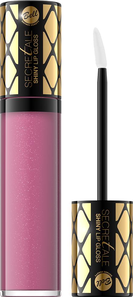 Bell Блеск для губ Увлажняющий Secretale Shiny Lip Gloss Тон 04, 6 млBlgsS004Кондиционирующие вещества увлажняют и смягчают их эпидермис. Блеск наносится нежно и приятно. Продукт равномерно покрывает губы блестящим, как капли воды, цветом. Благодаря стойкой формуле, этим эффектом можно наслаждаться очень долго. Для получения блестящего, глянцевого цвета. Особенности состава: Кондиционирующие вещества увлажняют и смягчают поверхность губ, обеспечивают стойкость цвета. Способ применения: Нанести тонким слоем на губы с помощью аппликатора. Для более яркого цвета, рекомендуется повторное нанесение