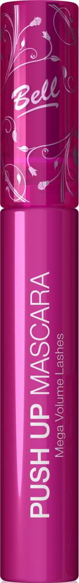 Bell Тушь для ресниц Push Up Mascara Тон 1, 8 мл емкость для масла solmazer цвет сиреневый 500 мл