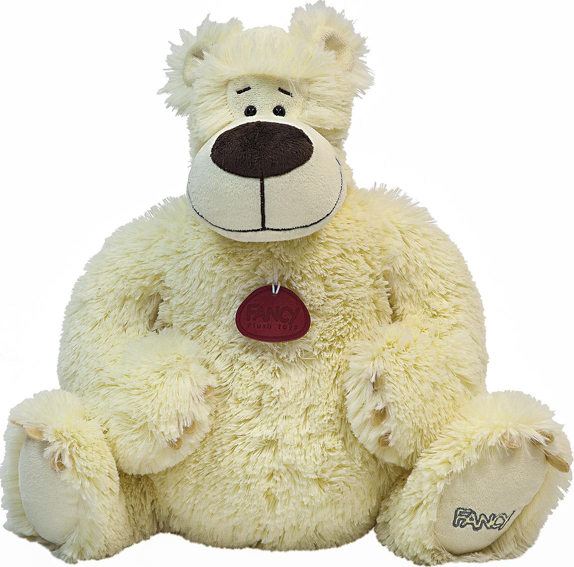 Fancy Мягкая игрушка Медведь Малинкин 42 см fancy мягкая игрушка собака эля 14 5 см