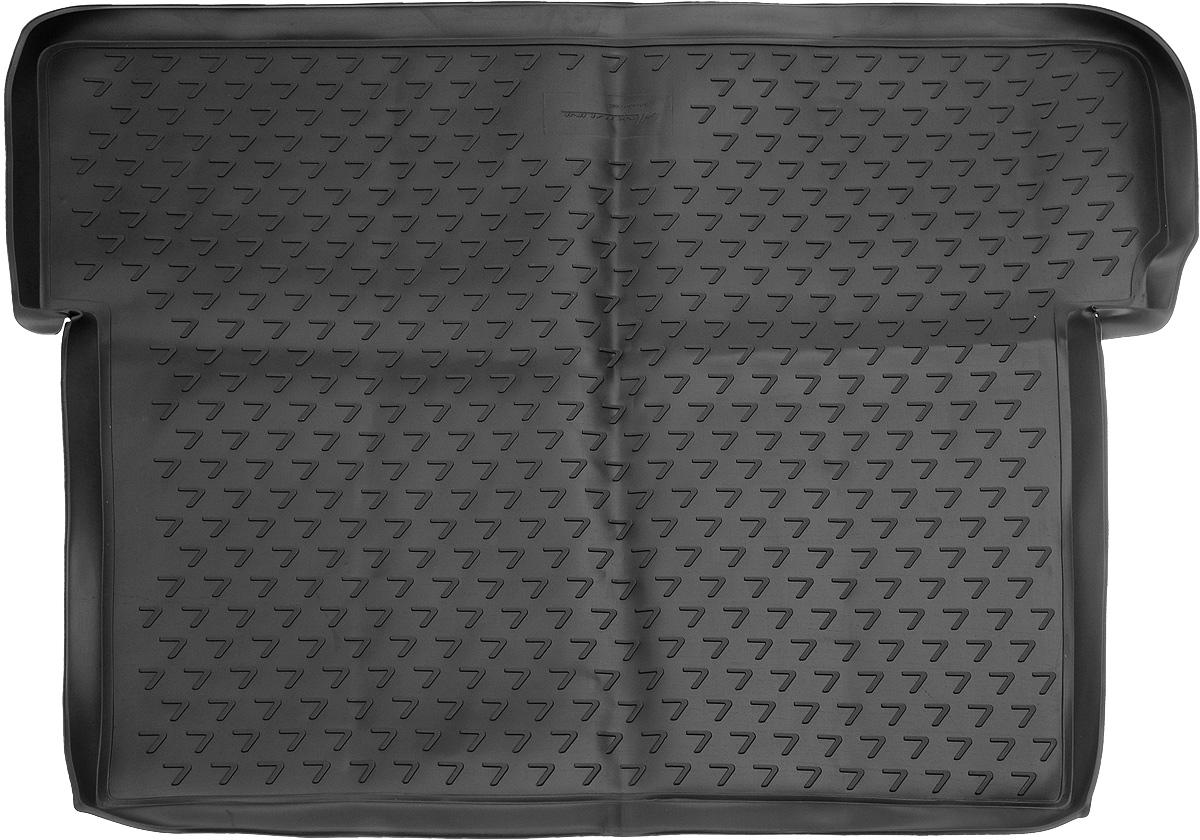 Коврик в багажник Novline-Autofamily, для Lexus GX 460 02/2010->NLC.29.13.B12gАвтомобильный коврик в багажник Novline-Autofamily позволит вам без особых усилий содержать в чистоте багажный отсек вашего авто и при этом перевозить в нем абсолютно любые грузы. Этот модельный коврик идеально подойдет по размерам багажнику вашего авто. Такой автомобильный коврик гарантированно защитит багажник вашего автомобиля от грязи, мусора и пыли, которые постоянно скапливаются в этом отсеке. А кроме того, поддон не пропускает влагу. Все это надолго убережет важную часть кузова от износа. Коврик в багажнике сильно упростит для вас уборку. Согласитесь, гораздо проще достать и почистить один коврик, нежели весь багажный отсек. Тем более, что поддон достаточно просто вынимается и вставляется обратно. Мыть коврик для багажника из полиуретана можно любыми чистящими средствами или просто водой. При этом много времени у вас уборка не отнимет, ведь полиуретан устойчив к загрязнениям.Если вам приходится перевозить в багажнике тяжелые грузы, за сохранность автоковрика можете не беспокоиться. Он сделан из прочного материала, который не деформируется при механических нагрузках и устойчив даже к экстремальным температурам. А кроме того, коврик для багажника надежно фиксируется и не сдвигается во время поездки — это дополнительная гарантия сохранности вашего багажа.