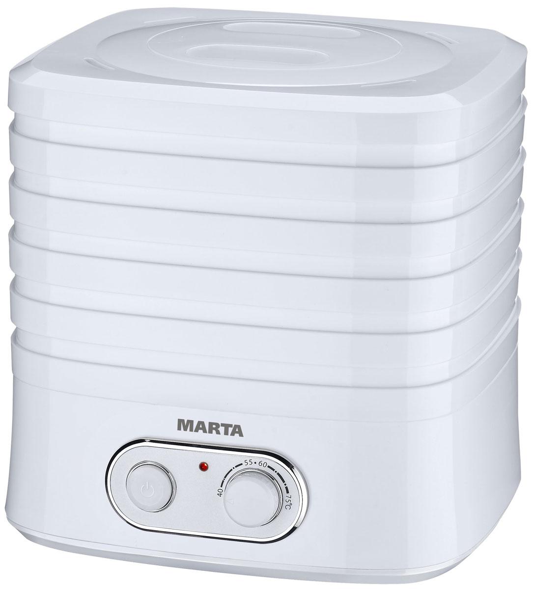 Marta MT-1945 электросушилка для овощей - Техника для хранения, консервации и заготовок