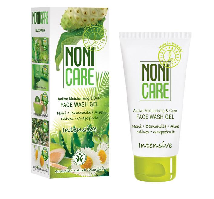 Nonicare Увлажняющий гель для умывания Intensive - Face Wash Gel 100 мл гель keen intensive care gel