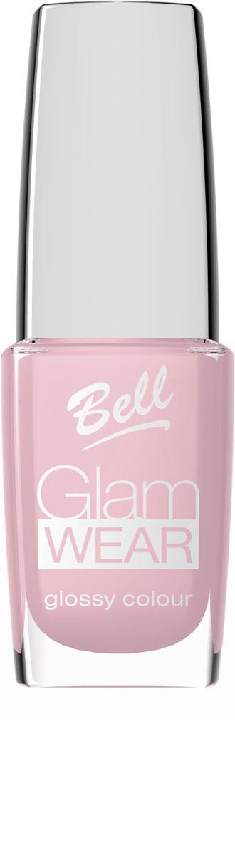 Bell Лак для ногтей Устойчивый С Глянцевым Эффектом Glam Wear Nail Тон 401, 10 грBlaGW401Совершенный образ до кончиков ногтей. Яркие иэлегантные цвета искушают своим глянцевым блеском в коллекции лака для ногтей Glam Wear.Новая устойчивая и быстросохнущая формула лака обеспечит насыщенный и продолжительный блеск! Уникальная консистенция идеально покрывает ногти с первого слоя – не оставляет полос и подтеков! Гипоаллергенный лак, не содержит толуола иформальдегида Тон 401