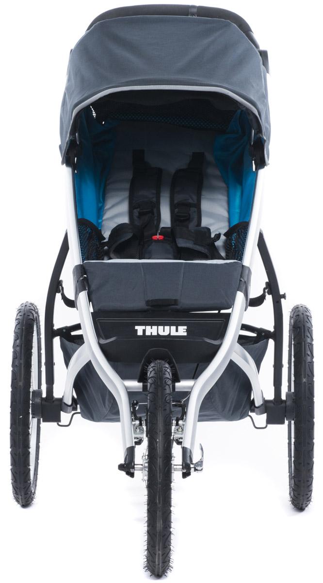 Thule Коляска прогулочная Urban Glide1цвет темно-серый teddy коляска 2 в 1 giovani цвет серый