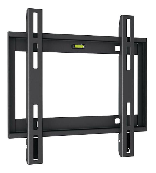 Holder LCD-F2608-B, Black кронштейн для ТВ holder holder lcd f2608 черный 40кг 47