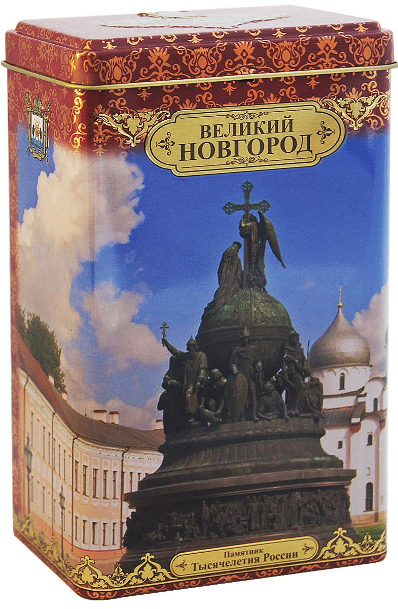 Избранное из моря чая Великий Новгород чай черный листовой, 85 г greenfield чай greenfield классик брекфаст листовой черный 100г