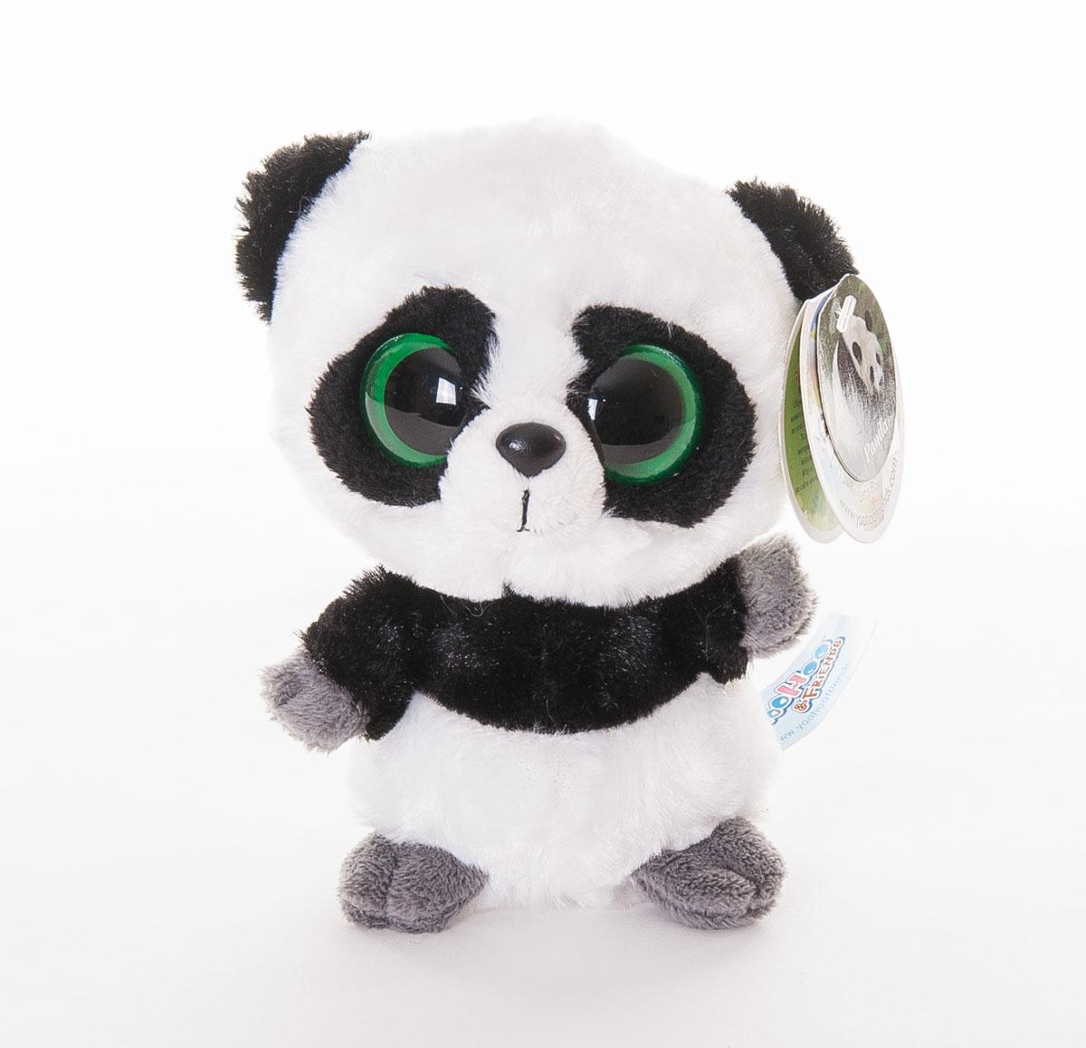 Aurora Мягкая игрушка Панда 12 см aurora мягкая игрушка панда