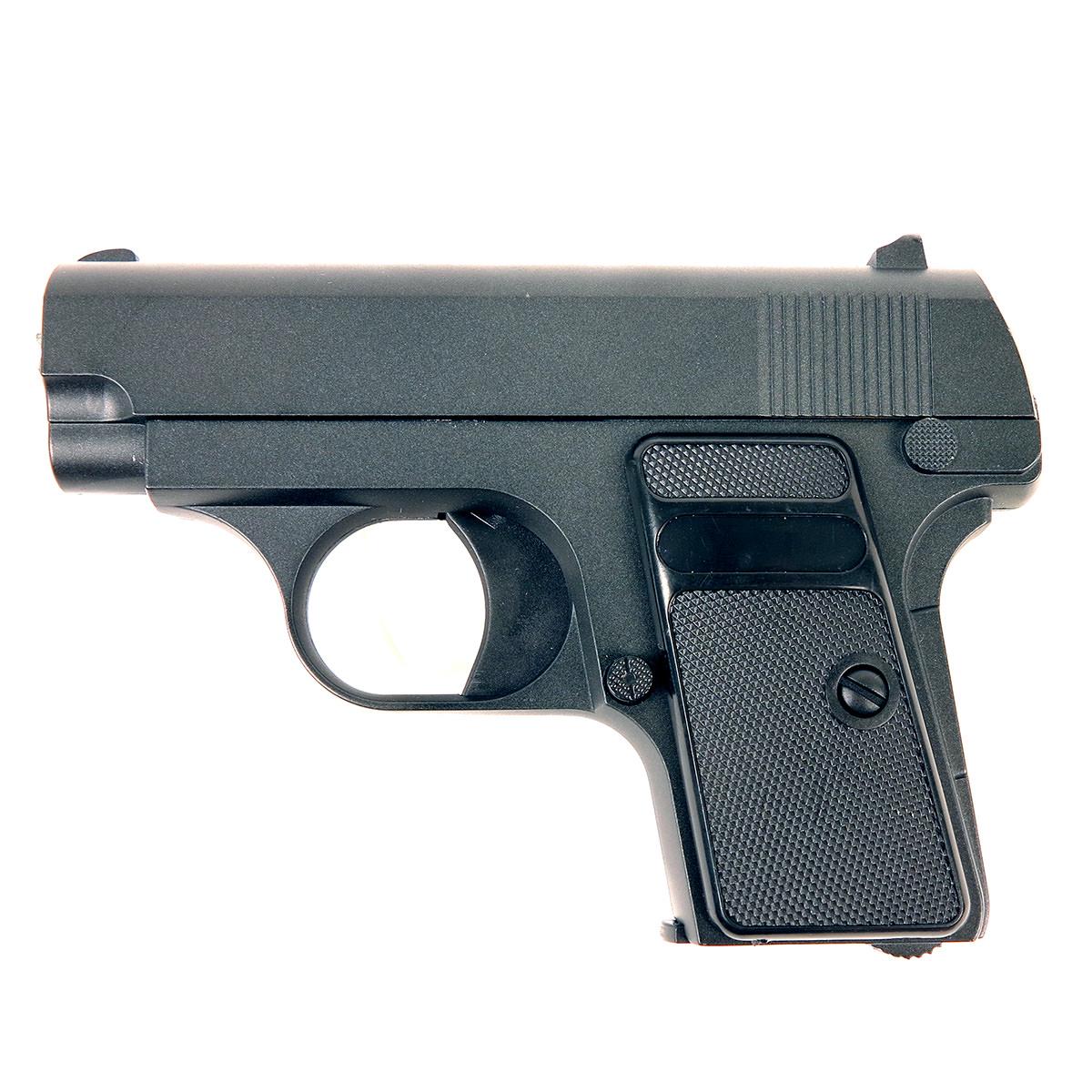 Пистолет страйкбольный Galaxy G.1, пружинный, 6 мм gletcher магазин для пистолета gletcher pm