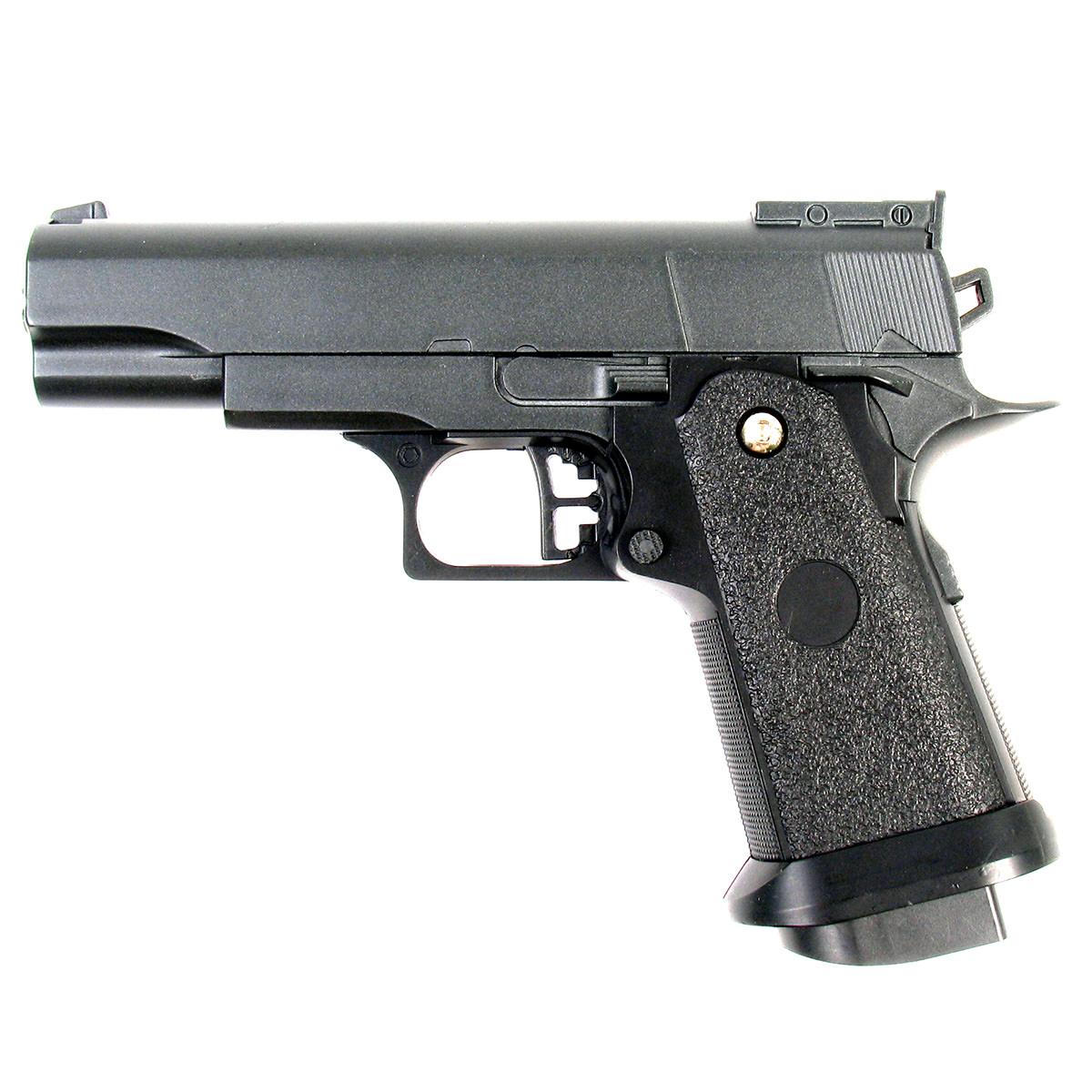 Пистолет страйкбольный Galaxy G.10, пружинный, 6 мм