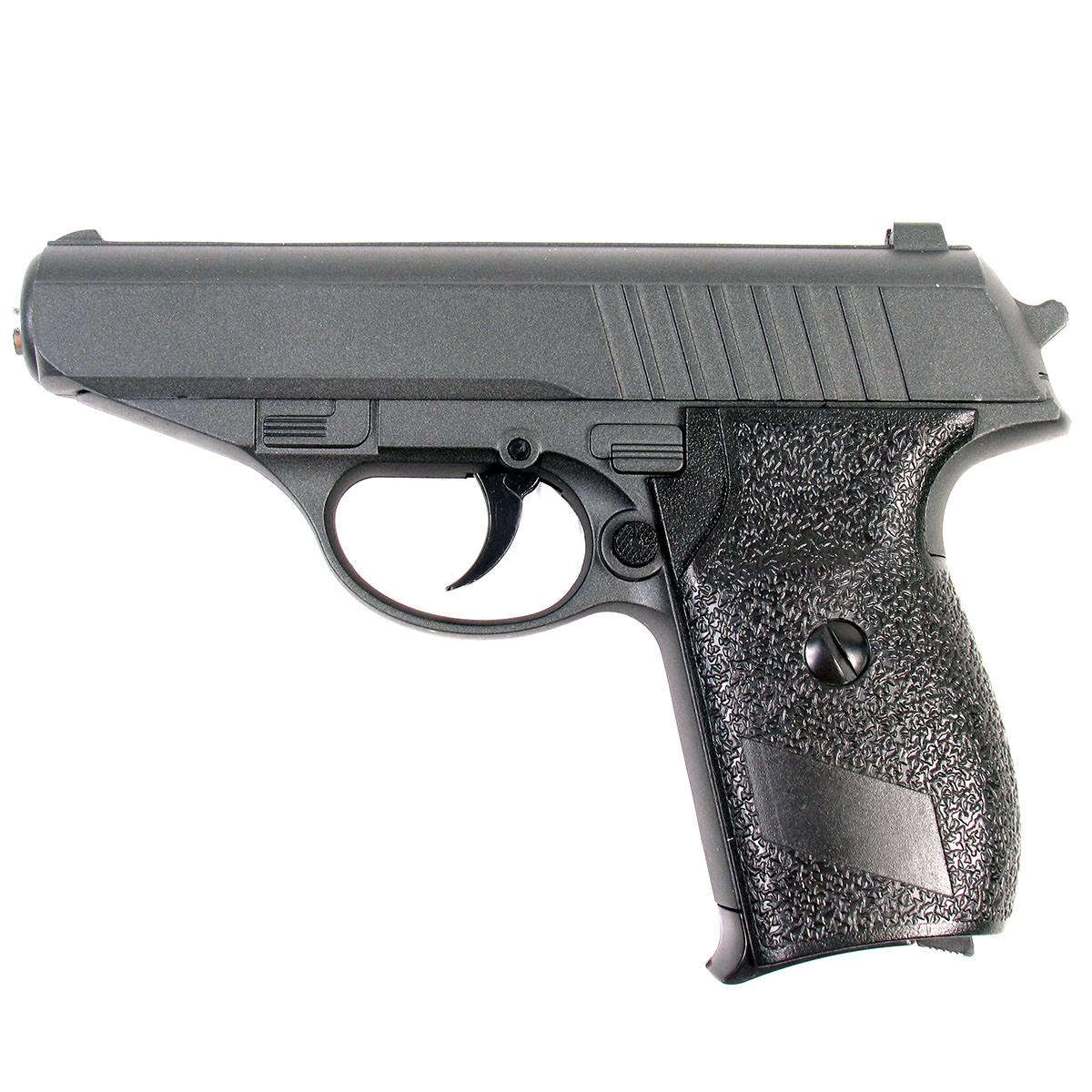 Пружинный пистолет G.3 является уменьшенной репликой пистолета Sig Sauer P230. Корпус  пистолета цельнометаллический. В магазин вмещается 8 шариков BB 6 мм. Выстрел из  пистолета осуществляется с помощью пружины, максимальная начальная скорость выстрела не  более 50 м/с. Прицельные приспособления не регулируемые, пистолет предназначен для  стрельбы на короткие дистанции.
