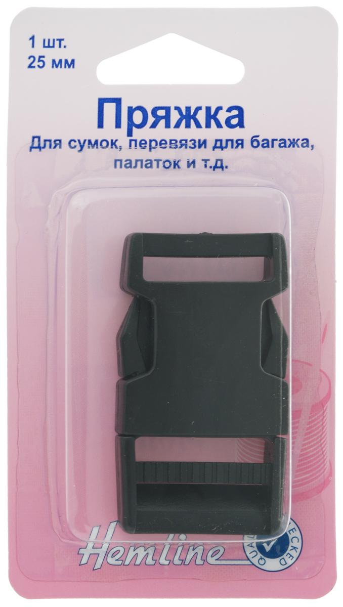 Пряжка-фастекс Hemline, 25 мм