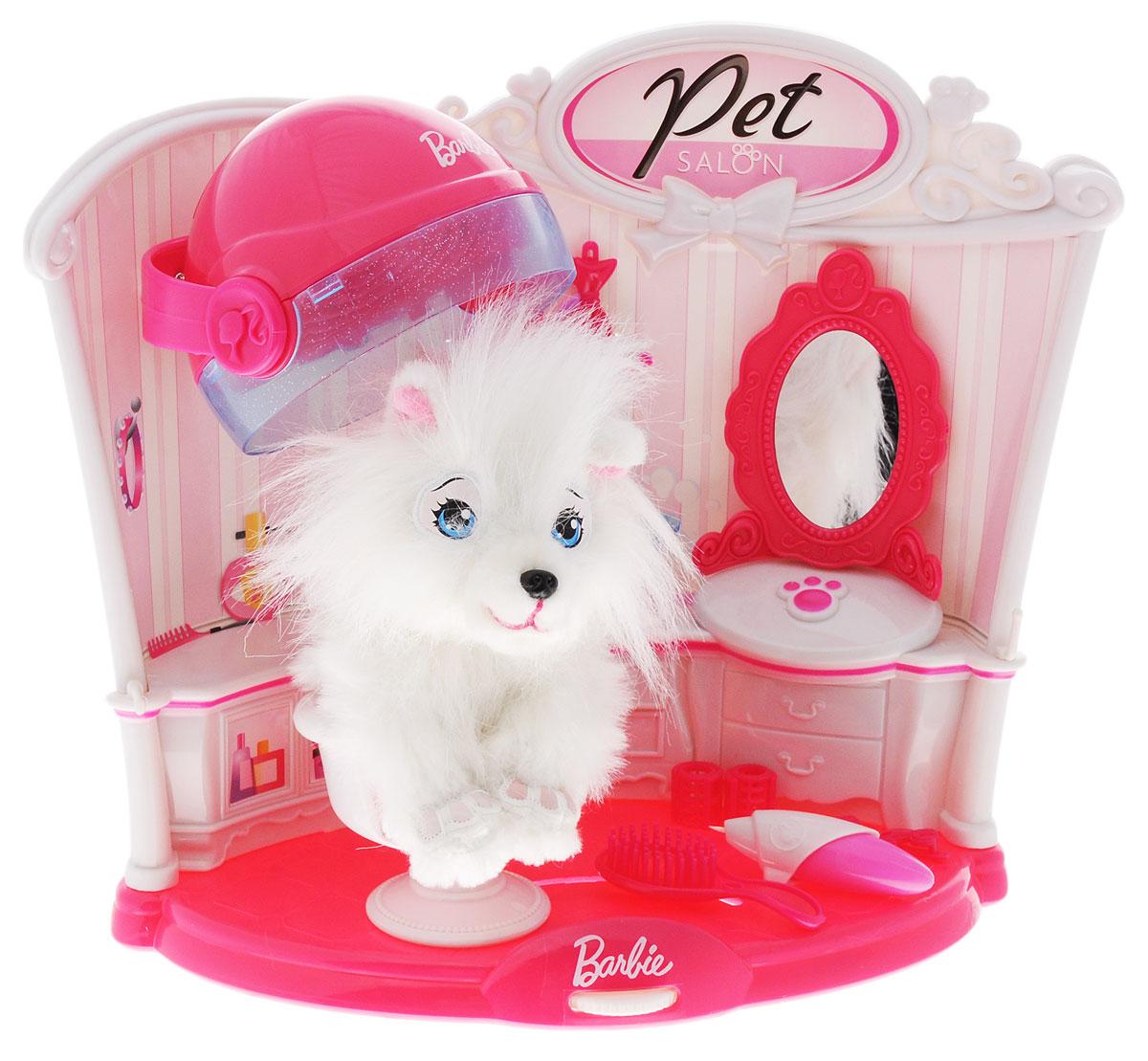 Barbie Игровой набор Салон для питомца купить ken barbie