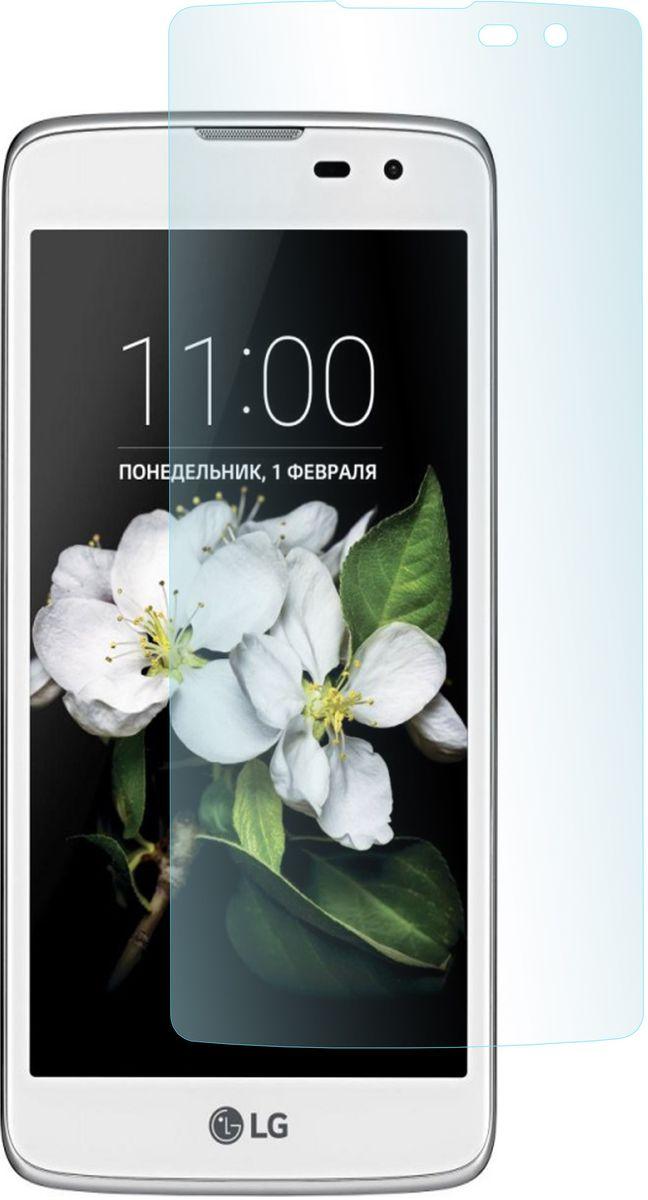 Skinbox Gloss защитное стекло для LG K72000000085555Защитное стекло Skinbox Gloss для LG K7 обеспечивает надежную защиту сенсорного экрана устройства от большинства механических повреждений и сохраняет первоначальный вид дисплея, его цветопередачу и управляемость. В случае падения стекло амортизирует удар, позволяя сохранить экран целым и избежать дорогостоящего ремонта. Стекло обладает особой структурой, которая держится на экране без клея и сохраняет его чистым после удаления.
