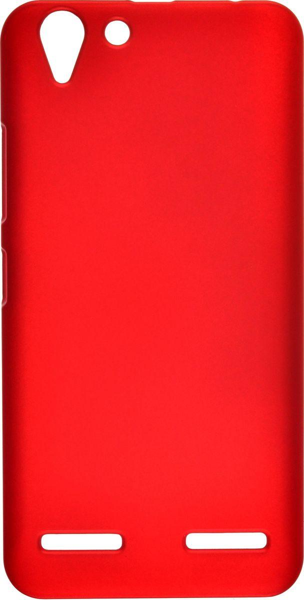 Skinbox Shield Case 4People чехол-накладка для Lenovo K5/K5 Plus, Red skinbox 4people чехол для lenovo a7000 black