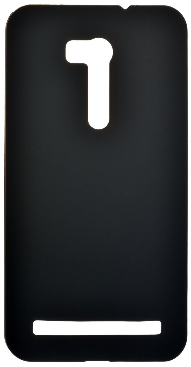 Skinbox Shield Case 4People чехол-накладка для Asus Zenfone Go ZB551KL, Black чехол для смартфона asus для zenfone zoom zx551ml leather case оранжевый 90ac0100 bbc005 90ac0100 bbc005