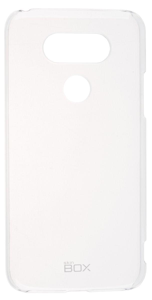 Skinbox Crystal 4People чехол-накладка для LG G5, Clear