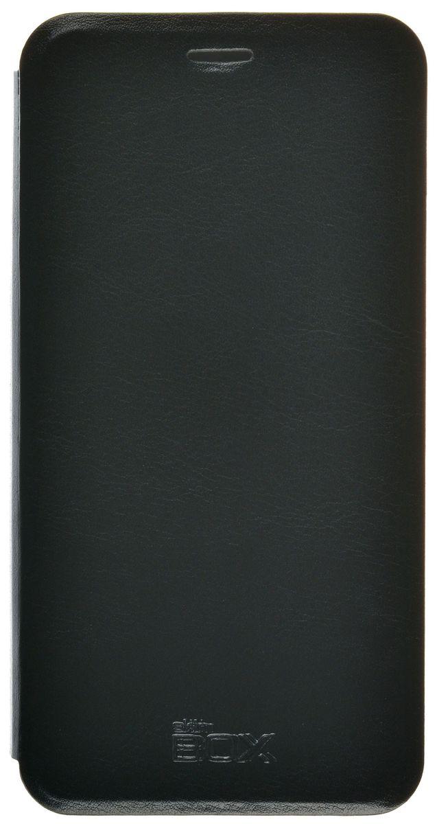Skinbox Lux чехол для Meizu M3 mini, Black чехол защитный skinbox lenovo s660